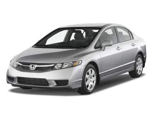 Slide 1 of 14: 2009 Honda Civic