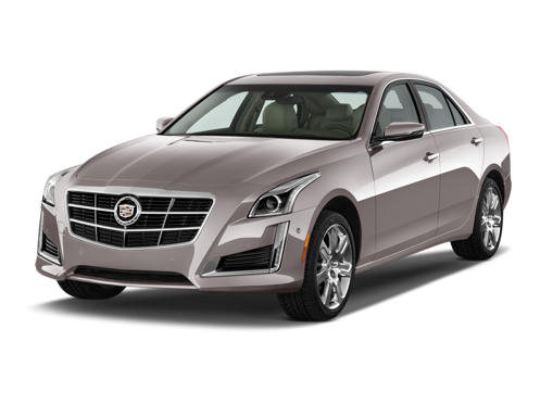 Slide 1 of 17: 2014 Cadillac CTS Sedan
