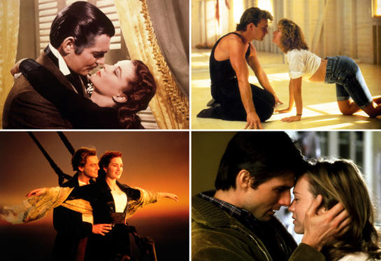 Slide 1 of 71: Greatest movie couples