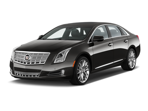Slide 1 of 19: 2014 Cadillac XTS