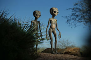 International UFO Congress Convention, Scottsdale, Arizona, America - 18 Feb 201...
