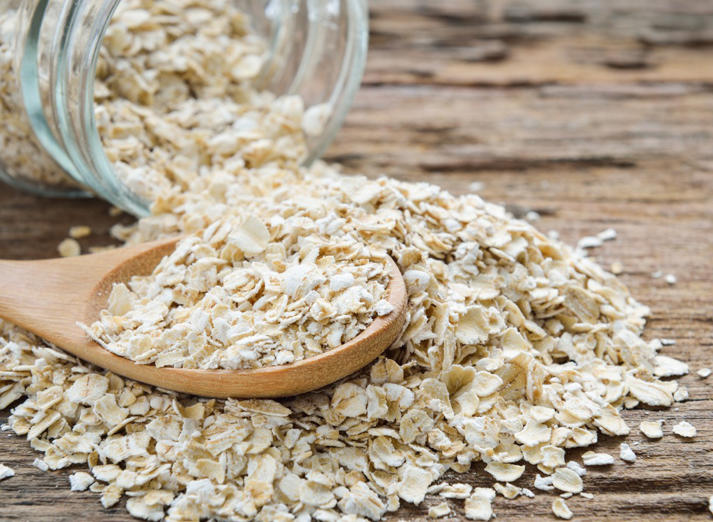 "<p>Good news, oatmeal lovers, you're go-to morning meal is one of the best foods you can eat after you celebrate the big 4-5. ""Research suggests that the soluble fiber in oats helps lower 'bad' LDL cholesterol levels. Soluble fiber is thought to stick to cholesterol and prevent it from being absorbed in the body,"" explains Koszyk. ""If you have high cholesterol, you may want to consider eating oats daily. Mix a cup of cooked oatmeal with 8 chopped walnut halves (another tasty cholesterol-lowering food), 1 tablespoon of chia seeds, and 1 cup of blueberries for a meal that's a powerhouse of heart health. You can also add oats to your <a href=""http://www.eatthis.com/only-smoothies-youll-need-video"">smoothies</a> for a thicker, heartier drink.</p>"