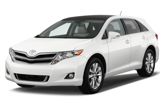 Slide 1 of 14: 2014 Toyota Venza