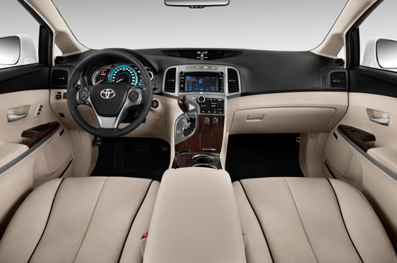Slide 1 of 11: 2014 Toyota Venza