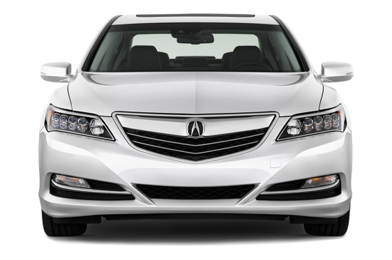 Slide 1 of 25: 2014 Acura RLX