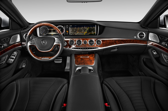 Slide 1 of 11: 2015 Mercedes-Benz S-Class