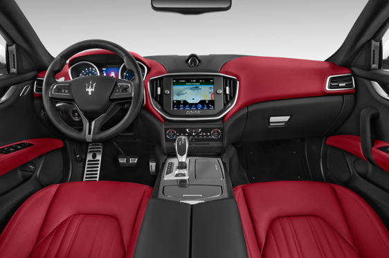 Slide 1 of 11: 2014 Maserati Ghibli