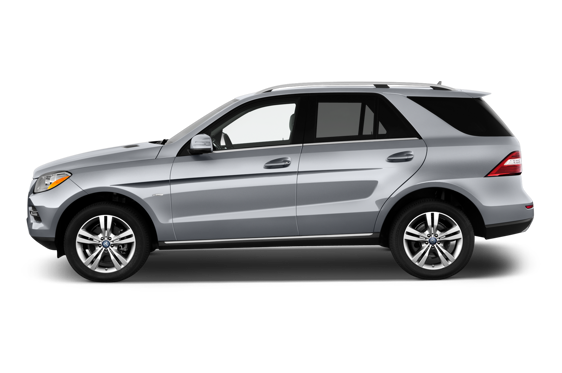 Slide 1 of 24: 2014 Mercedes-Benz M-Class
