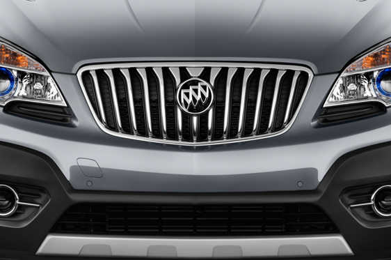 Slide 1 of 23: 2015 Buick Encore