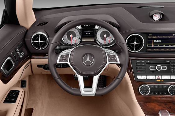 Slide 3 of 11: 2013 Mercedes-Benz SL-Class
