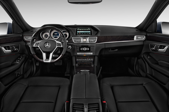 Slide 1 of 11: 2014 Mercedes-Benz E-Class