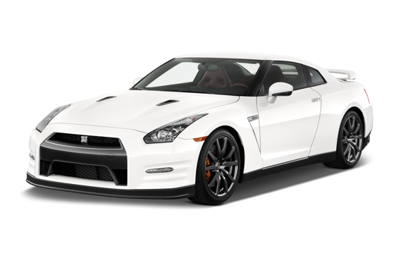 Slide 1 of 23: 2014 Nissan GT-R