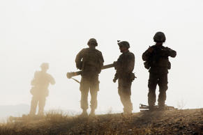 DATE IMPORTED:December 30, 2014U.S. soldiers from D Troop of the 3rd Cavalry Reg...