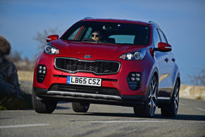 New Kia Sportage - a better all-rounder than before?