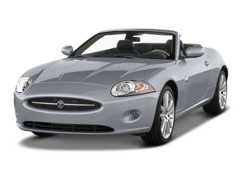 Slide 1 of 14: 2008 Jaguar XK