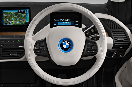 Slide 1 of 23: 2015 BMW i3