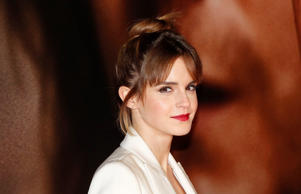 Emma Watson at the premiere of Colonia in Berlin
