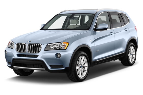 Slide 1 of 14: 2013 BMW X3