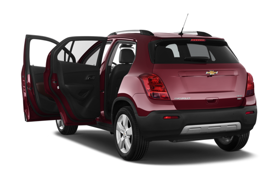 Slide 1 of 25: 2013 Chevrolet TRAX