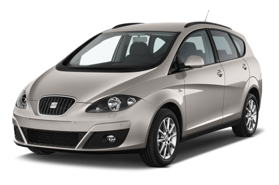 Slide 1 of 14: 2013 SEAT Altea XL