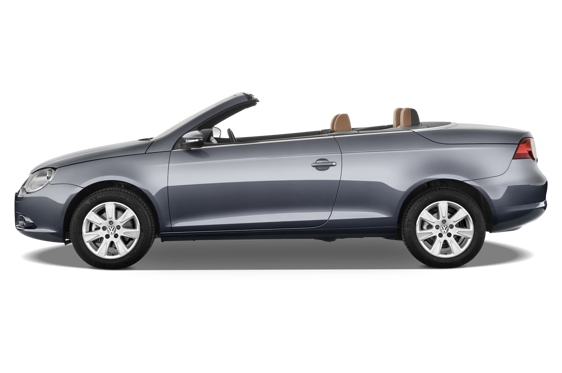 Slide 2 of 25: 2011 Volkswagen Eos