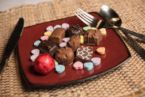 Researchers have found those who ate chocolate more frequently had a lower body mass index.