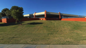Independence High School in Glendale, Arizona. Bing Maps