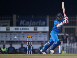 India thrash SL to level series