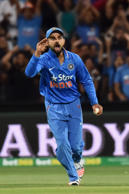 When Kohli taunted Faulkner