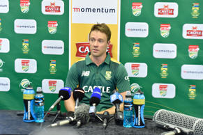 De Villiers to play for Barbados Tridents in CPL