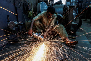 December IIP reported at -1.3%, Jan CPI rises to 5.69%