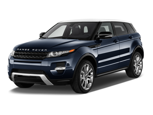 Slide 1 of 37: 2015 Land Rover Range Rover Evoque