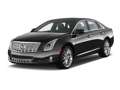 Slide 1 of 20: 2014 Cadillac XTS