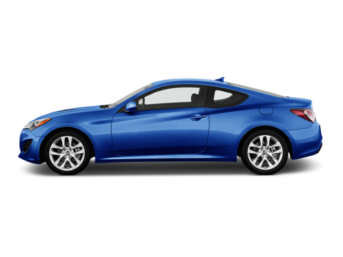 Slide 1 of 12: 2014 Hyundai Genesis Coupe
