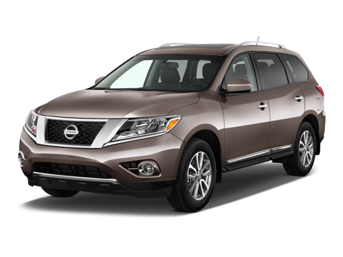 Slide 1 of 26: 2013 Nissan Pathfinder