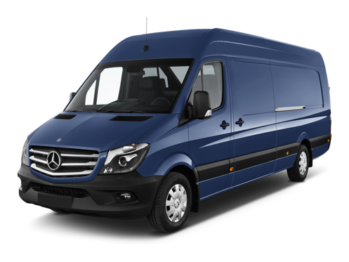 Slide 1 of 50: 2015 Mercedes-Benz Sprinter Cargo Van