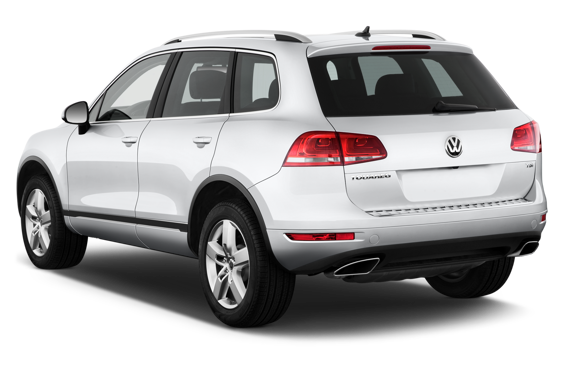 Slide 2 of 14: 2012 Volkswagen Touareg