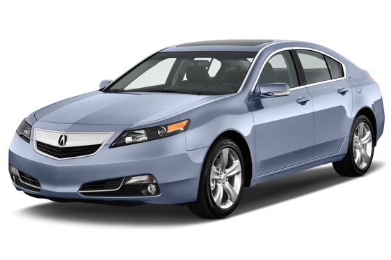 Slide 1 of 14: 2014 Acura TL