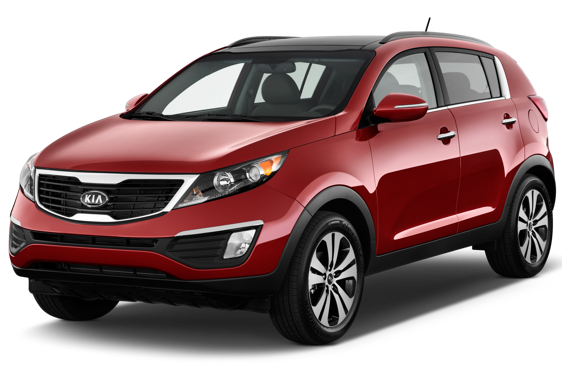 Slide 1 of 14: 2015 Kia Sportage