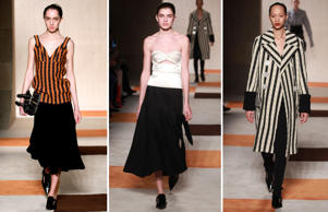 Victoria Beckham's Collection at New York Fashion Week – Fall Winter 2016
