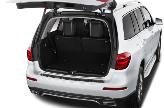 Slide 1 of 25: 2015 Mercedes-Benz GL-Class