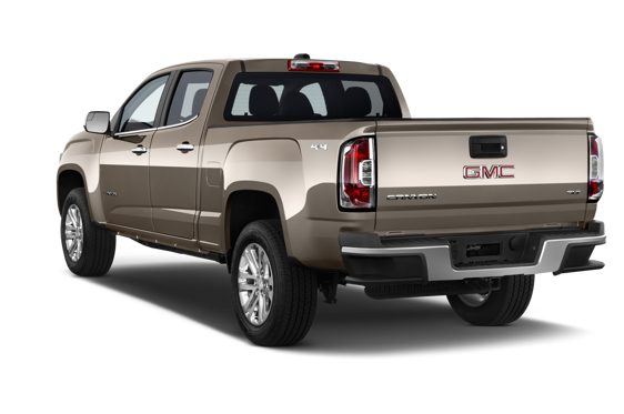 Slide 1 of 25: 2015 GMC Canyon