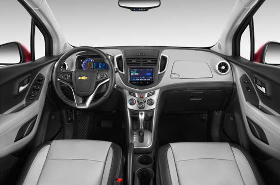 Slide 1 of 11: 2015 Chevrolet Trax