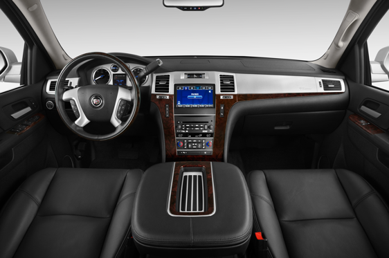 Slide 1 of 11: 2014 Cadillac Escalade ESV