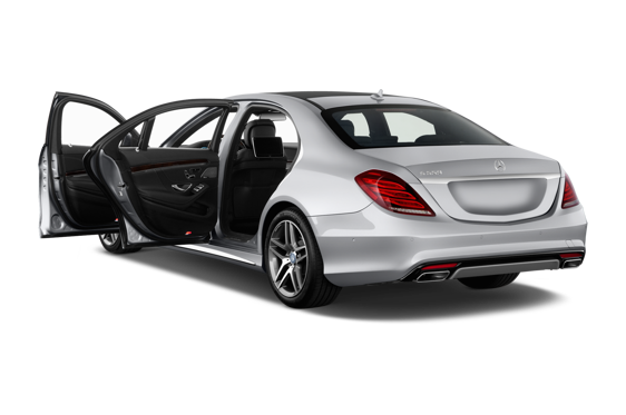 Slide 1 of 25: 2014 Mercedes-Benz S-Class