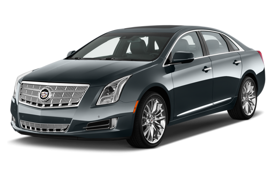 Slide 1 of 14: 2014 Cadillac XTS