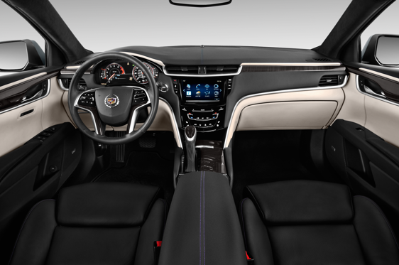 Slide 1 of 11: 2014 Cadillac XTS