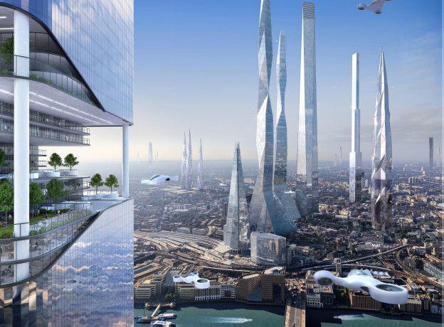 Los rascacielos seguirán creciendo sobre y bajo tierra, dicen los científicos.