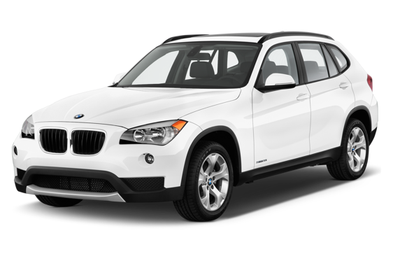 Slide 1 of 14: 2012 BMW X1