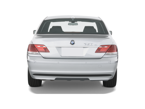Slide 1 of 25: 2008 BMW 7 Series